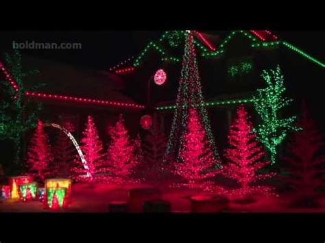 music box dancer 2007 holdman christmas lights hq
