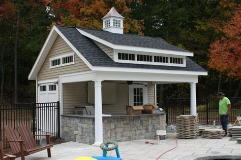 pool sheds with bars 7 pool house trends kloter farms