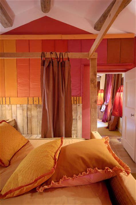 assurance chambre une chambre à coucher orange pour faire pétiller