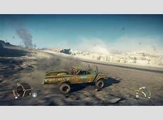 Mad Max Vehicles Locations « Download Mad Max car combat games