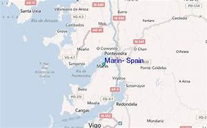Marin Spain Tide Station Location Guide