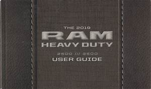 2019 Ram Pickup Truck Heavy Duty 2500