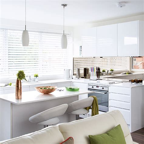 clever kitchen ideas clever kitchen designs for tricky spaces housetohome co uk