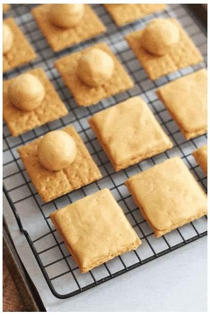 Crackers Graham Buckeye Cracker Unhealthy Recipe Loved