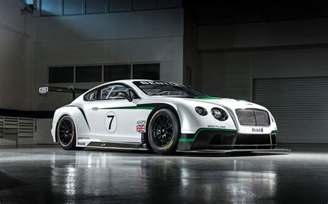 2013 Bentley Continental Gt3 Wallpaper
