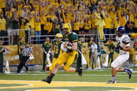 north dakota state university athletics carson wentz