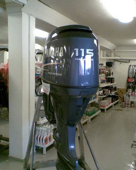 Used Outboard Motors For Sale Toronto by Slightly Used Yamaha Outboard Motor Engine For Sale