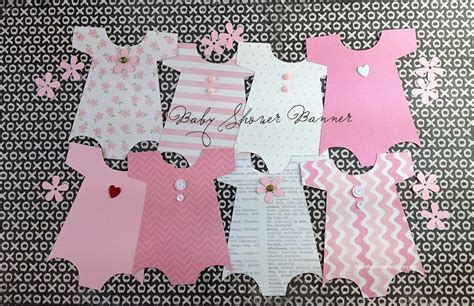 it s written on the wall looking for baby shower decorations see our onesies banners for