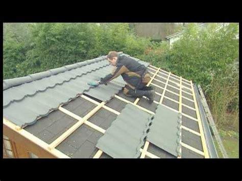 gamma dakdoorvoer houtkachel instructiefilm coversys overzetdak met metalen dakpannen