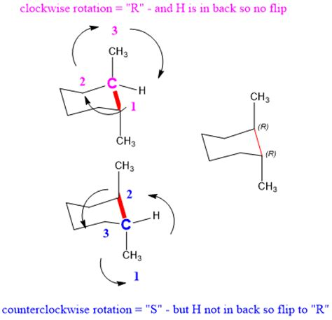 Cyclohexane Chair Conformation Wedge Dash by Ring Skeleton Wedge And Bold Bonds Organic Chemistry Help
