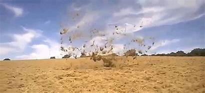 Dust Tornado Air Este Ar Sploid Gizmodo