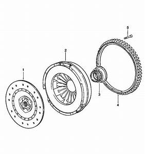 Anyone Have An Exploded Diagram Of The Throw Out Bearing