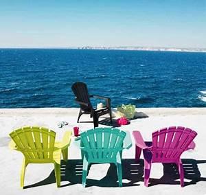 Salon De Jardin Fly : fauteuils de jardin rose anthracite bleu turquoise fly ~ Melissatoandfro.com Idées de Décoration