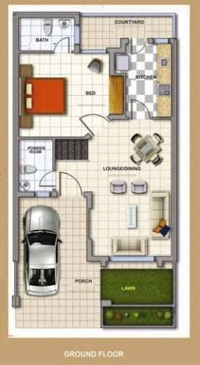 image result  row house plans   sq ft affordable house plans house map duplex house