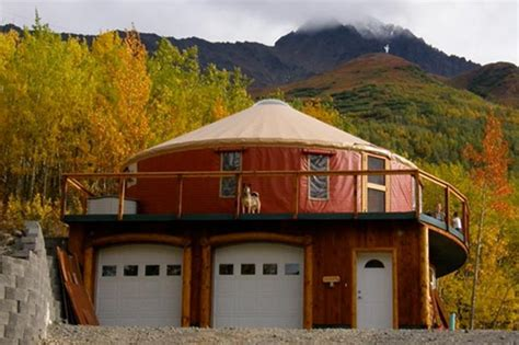 10 Yurts You Will Want To Live In