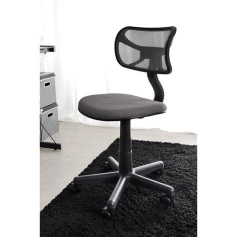 chaise de bureau soldes chaise de bureau swithome lapo noir gris achat vente