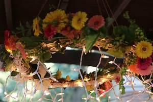 Diy  Hula Hoop Chandelier  U2013 Christmas Light Source