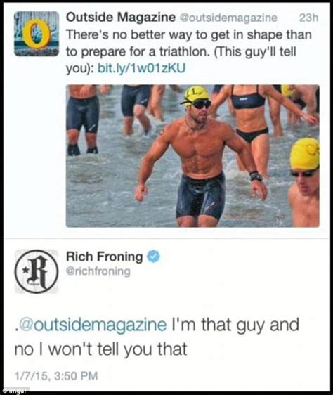 Triathlon Meme - are these the internet s biggest fibbers daily mail online