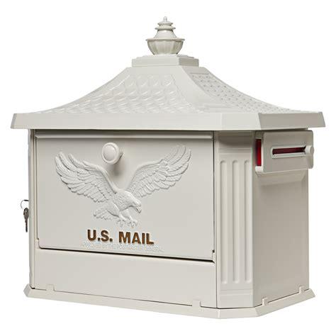 wall mount mailbox hamilton locking mailbox post mount mailbox gibraltar