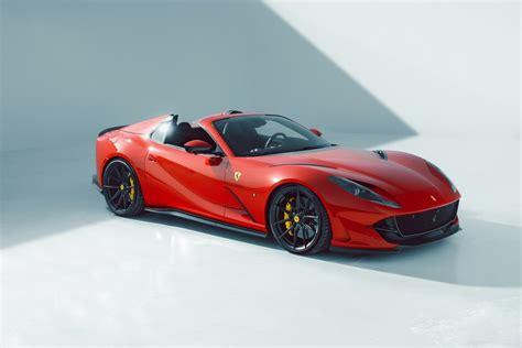 The biggest online #812gts community. Ferrari 812 GTS : 840 ch pour la version Novitec (images ...