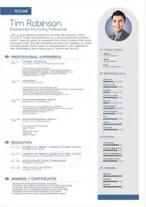 Personal Resume Template Free Simple Professional Resume Template In Ai Format