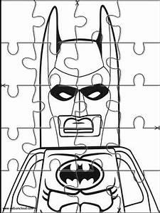Puzzle Zum Ausdrucken : lego batman puzzle to cut out 29 ~ Lizthompson.info Haus und Dekorationen