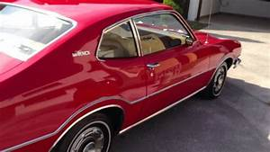 Ford Maverick 1974 Nacido Fuerte Con Flowmasters Vista
