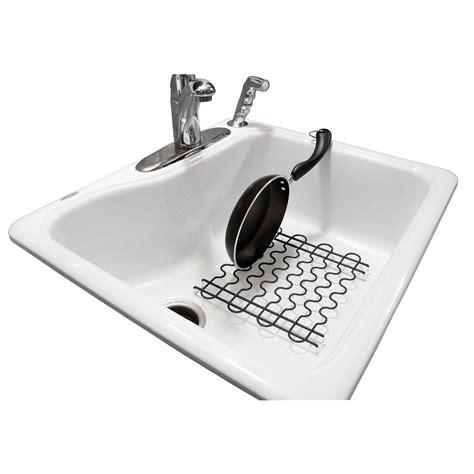 Rubbermaid Sink Mats Dishwasher Safe by Rubbermaid Large White Sink Mat Home Kitchen Kitchen
