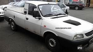 Dacia Pick Up 4x4 : 2006 dacia pick up 1 9 diesel 4x4 car photo and specs ~ Gottalentnigeria.com Avis de Voitures