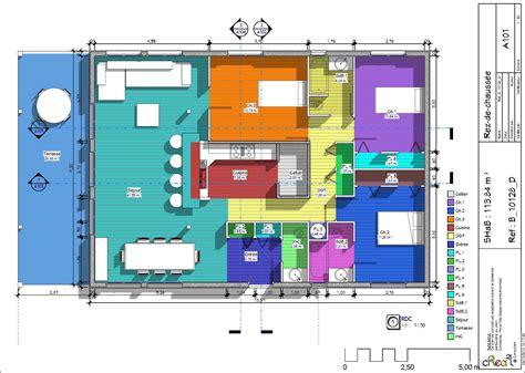 plan de maison moderne toit plat gratuit cuisine attractive plan maison contemporaine gratuit plan maison moderne gratuit tunisie plan