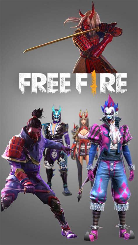free fire samurai wallpaper by HakimDesign - 76 - Free on ...