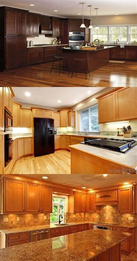 kitchen cabinets wood types different types of wood for kitchen cabinets interior design 6492