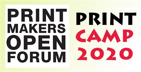 Printmakers Open Forum LLC - Due to the COVID-19 Pandemic ...