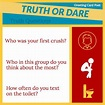217+ Truth or Dare Questions and Dares to Make Your Jaws Drop