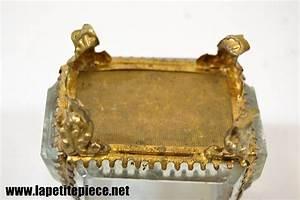 Boite A Bijoux Verre Et Laiton : boite coffret bijoux en verre laiton ~ Teatrodelosmanantiales.com Idées de Décoration