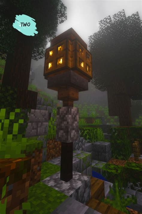 build  simple  lamp  minecraft   minecraft designs minecraft steampunk