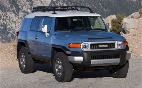 2013 Toyota Fj Cruiser by Toyota Fj Cruiser 2013 Widescreen Car Wallpapers