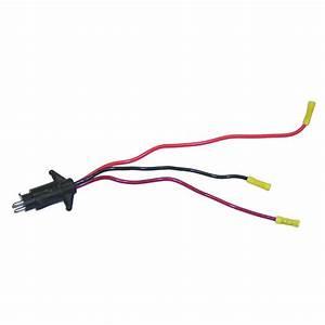 Sierra U2122 Trolling Motor 2 - Wire Plug  12v