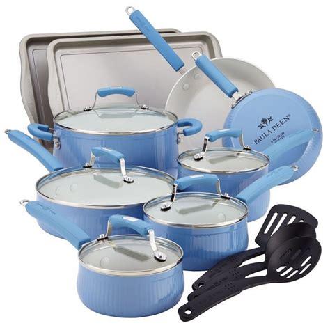 favorite meals   family   durable paula deen cookware  cookware set