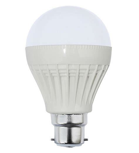 low carbon led bulb 3w white bright for
