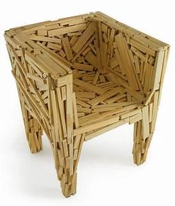 Wood - Furniture biz Photos Favela Chair by Fernando
