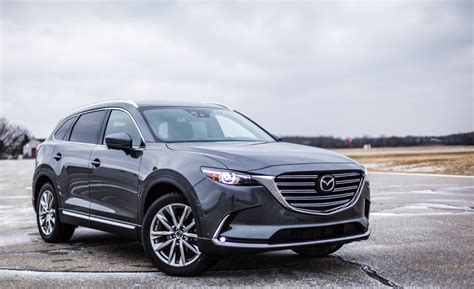 2018 mazda cx 9 review redesign engine release date