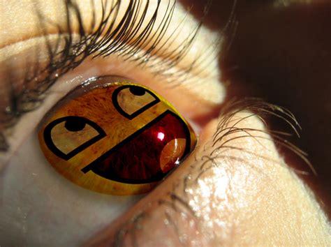 Cute, Eye, Funny, Happy, Her Eye Has Eyes,