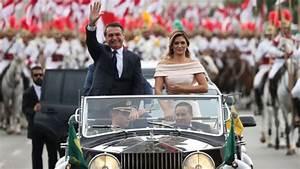 Jair Bolsonaro: Brazil's new far-right president urges ...