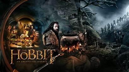 Hobbit Inesperado Viaje Cine Que Va