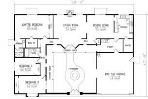 us homes floor plans energy saving u shaped modern house plans modern house design