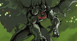 Venom Batman by daremaker on DeviantArt