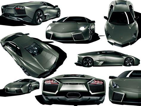 World Of Cars Lamborghini Reventon Wallpaper