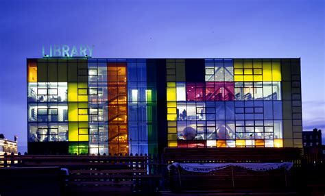 Peckham Library | Vanceva® Color Studio