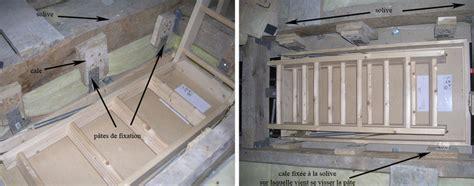 montage escalier escamotable maison design lcmhouse